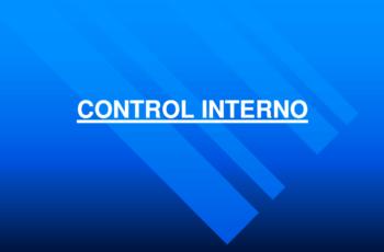 control interno administrativo, control interno contable, control interno empresas, actividades de control