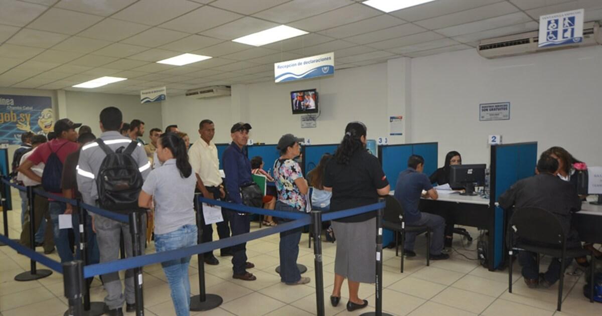 Ministerio de hacienda oficinas inicio autos post for Oficina virtual ministerio de hacienda